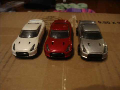 My car collection