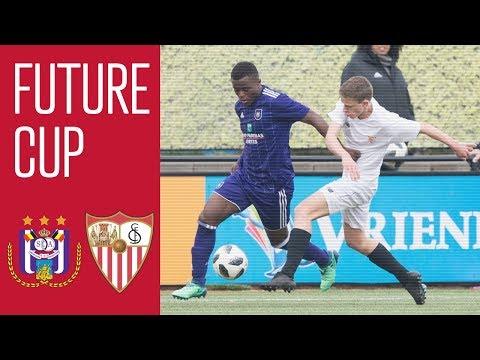 Highlights Anderlecht - Sevilla