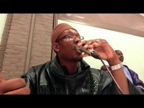 Conférence en la mémoire de Cheikh Oumar Foutiyou Tall - Rotterdam 28-09-2014 - Vidéos 2-2