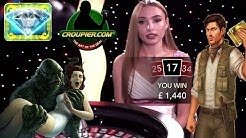 Online Slot Bonus Compilation vs £2,500 Raging Rhino £20 Spins & Live Roulette at Mr Green Casino