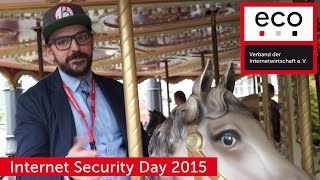 Internet Security Days 2015 – 100% Sicherheit im Internet gibt es nicht! (ISD15)