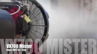 VX700 Mister