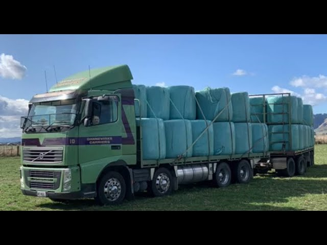 Rhys Peffers entry 1 – The Great New Zealand Trucking Video Competition