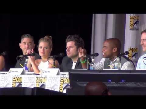 Psych complete panel HD SDCC 2013 (minus media)