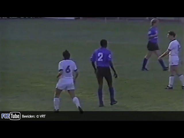 1988-1989 - Jupiler Pro League - 33. Racing Genk - Club Brugge 0-1