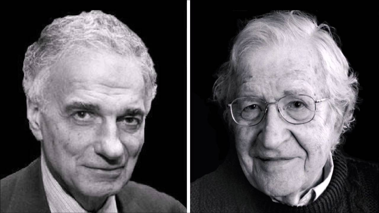 Ralph Nader interviews Noam Chomsky: Foreign Policy and Activism