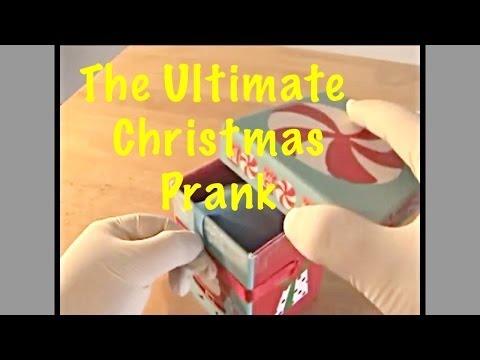 Good christmas gifts pranks