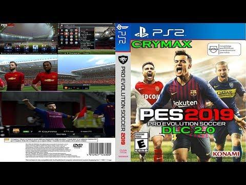 PES 2019(PS2) DLC BETA 2.0