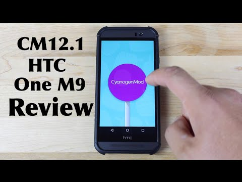 HTC One M9 Review! - YouTube