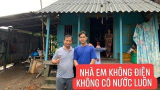 Theo yêu cầu của bạn Khương Dừa hôm nay Thái đến thăm nhà Camramen Tài đẹp trai..!
