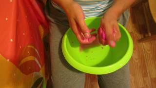 Как размягчить пластилин Play-Doh