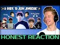 HONEST REACTION to An Introduction to BTS: Jungkook Version