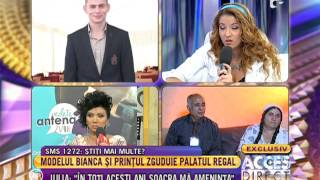 """Scandal dupa nunta fiicei regelui Dan Stanescu! Iulia """"Mirele s-a logodit si cu sora a ..."""