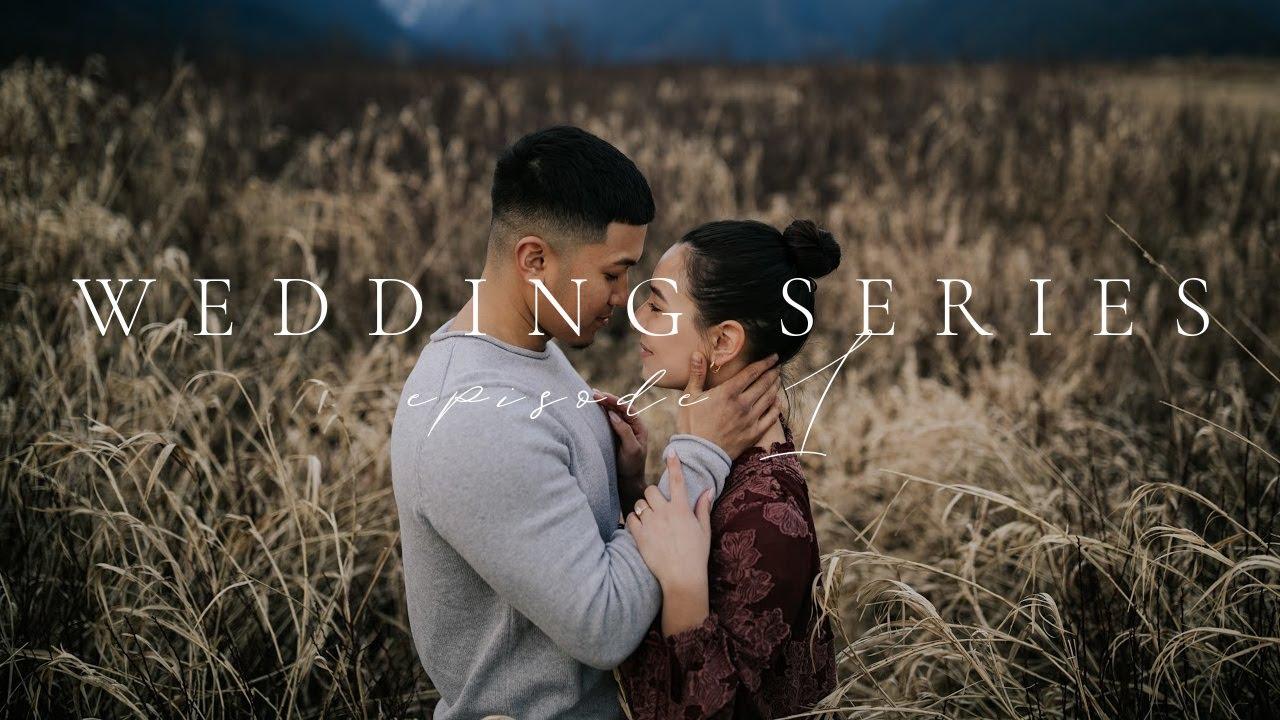 Episode 1: Bridesmaid Boxes, Engagement Photoshoot, Wedding Dress Shopping | Haley Estrada