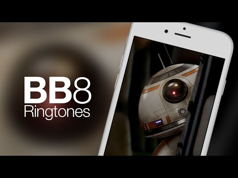 BB8 Ringtones For iPhone, iPod & iPad