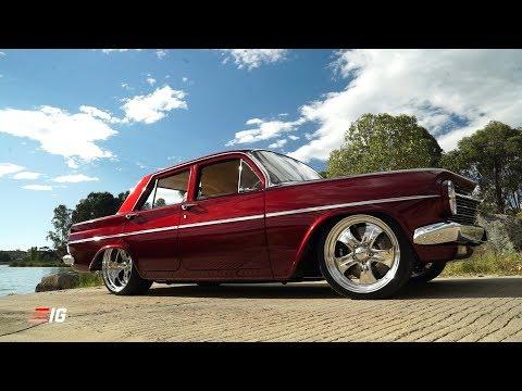 INSIDE GARAGE: Justin's 1964 EH Holden