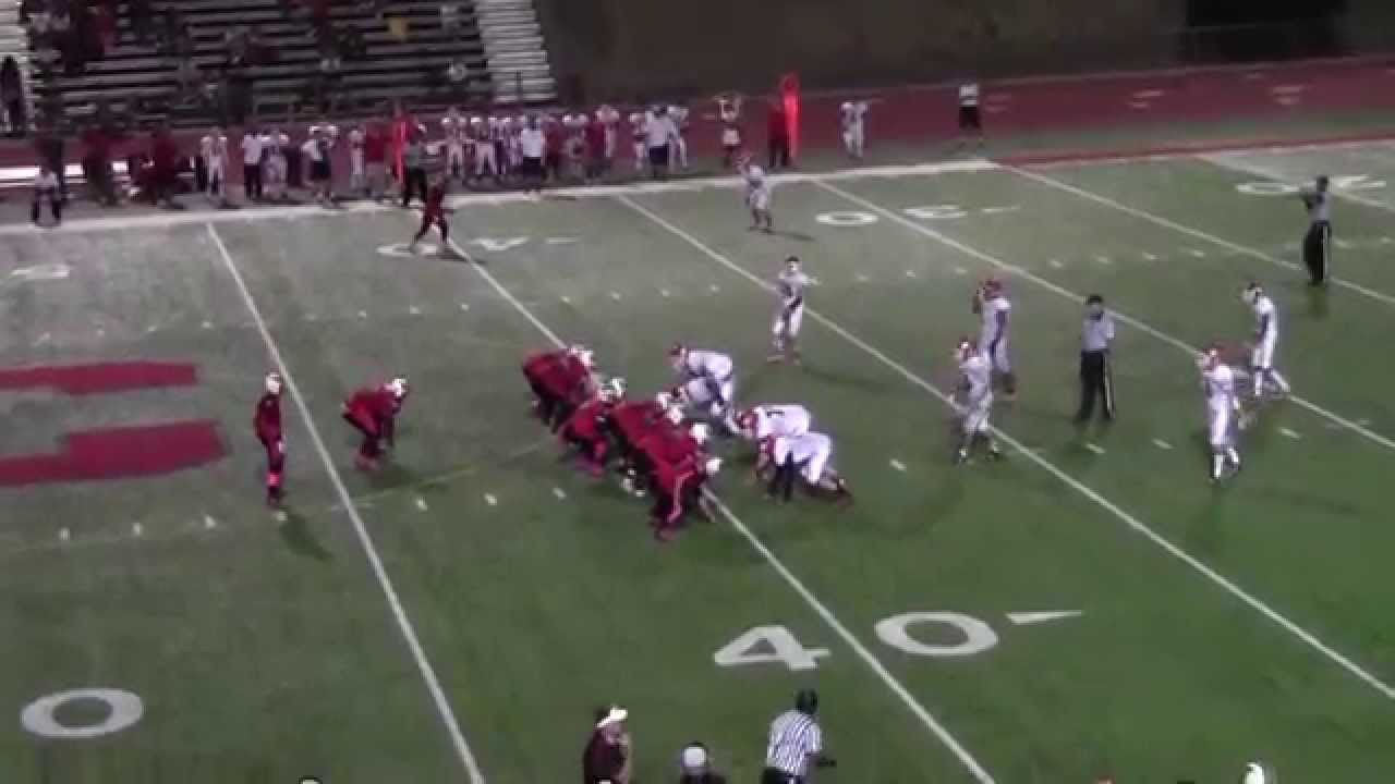 High Cordova School Football