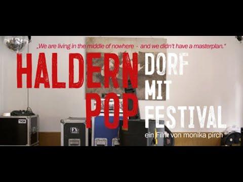 Haldern Pop - Dorf mit Festival (Trailer)