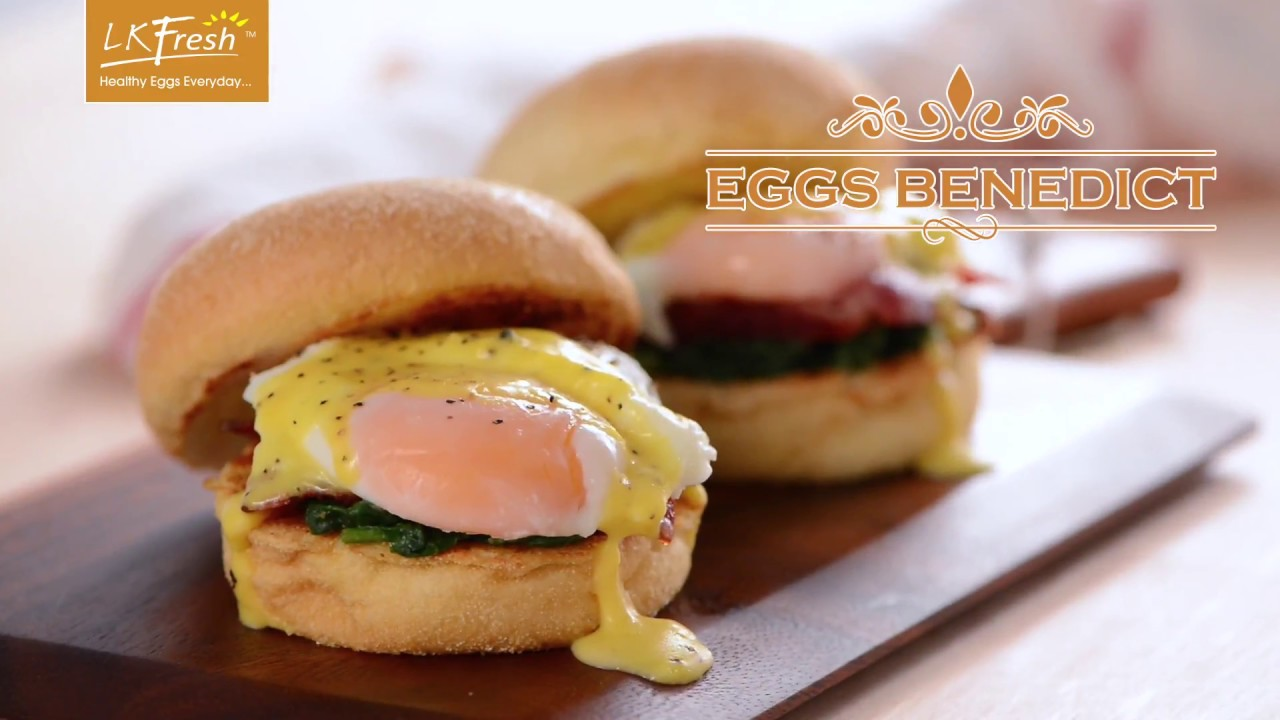 LKFresh Eggs Benedict