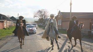 Осетинская свадьба на Лошадях