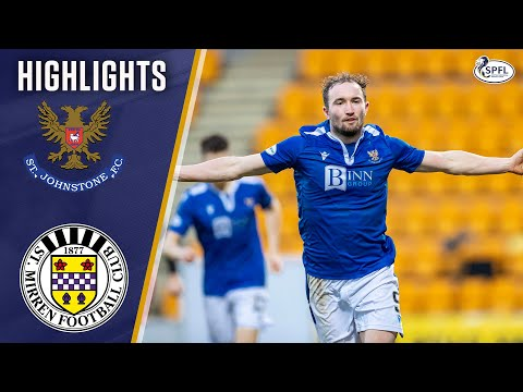 St. Johnstone St Mirren Goals And Highlights