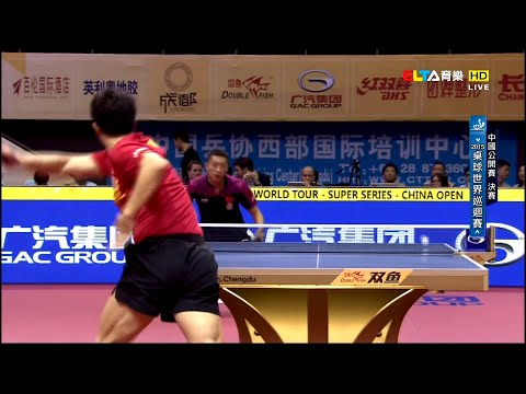 2015 China Open (Ms-Final) MA Long - XU Xin [HD1080p] [Full Match/Chinese]