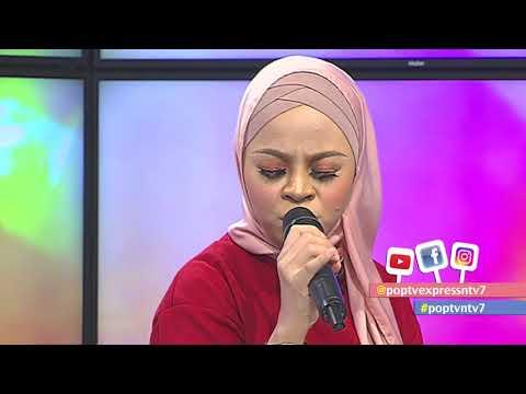 Siti Sarah - Semakin (live - OST Halalkan Hati Yang Ku Curi)   POP TV