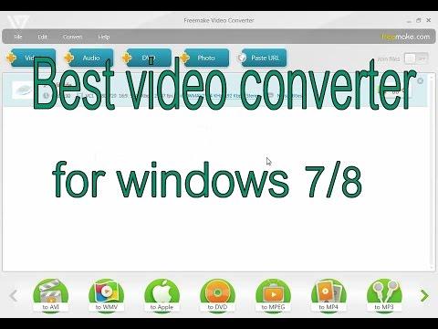 Best Video Converter For Windows 7/8