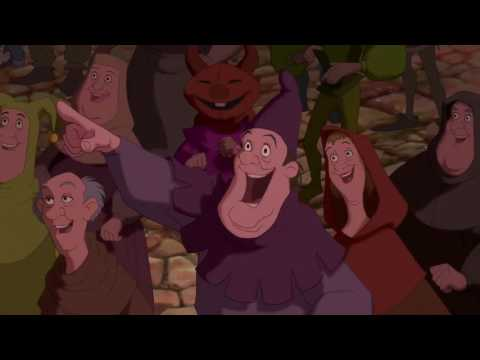 The Hunchback of Notre Dame - Justice ! (Bahasa Indonesia)