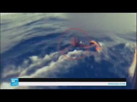 إنقاذ آلاف المهاجرين من الغرق في البحر المتوسط  - 12:22-2017 / 5 / 22