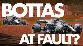 Was Bottas at Fault? The F1 Breakdown | Emilia Romagna GP 2021