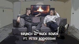 Brunch w/ Buck Bowen & Peter Boghossian | E01: Islamism, Angry Atheists, & Cliche Questions