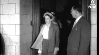 Communist Leaders Arrested By Fbi (1951)