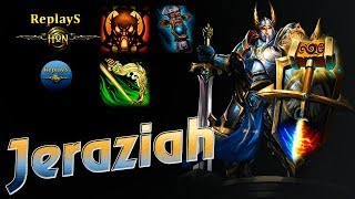 HoN replays - Jeraziah - Immortal - ???????? Valhyrie Diamond II