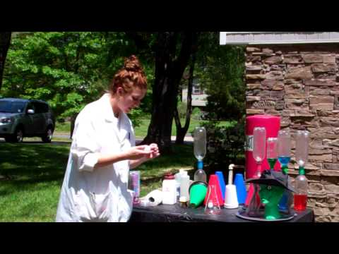 Justin's Mad Science 6th Birthday Party!