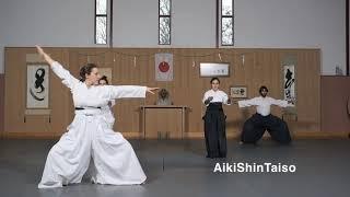 Aikishintaiso : l'art martial intérieur