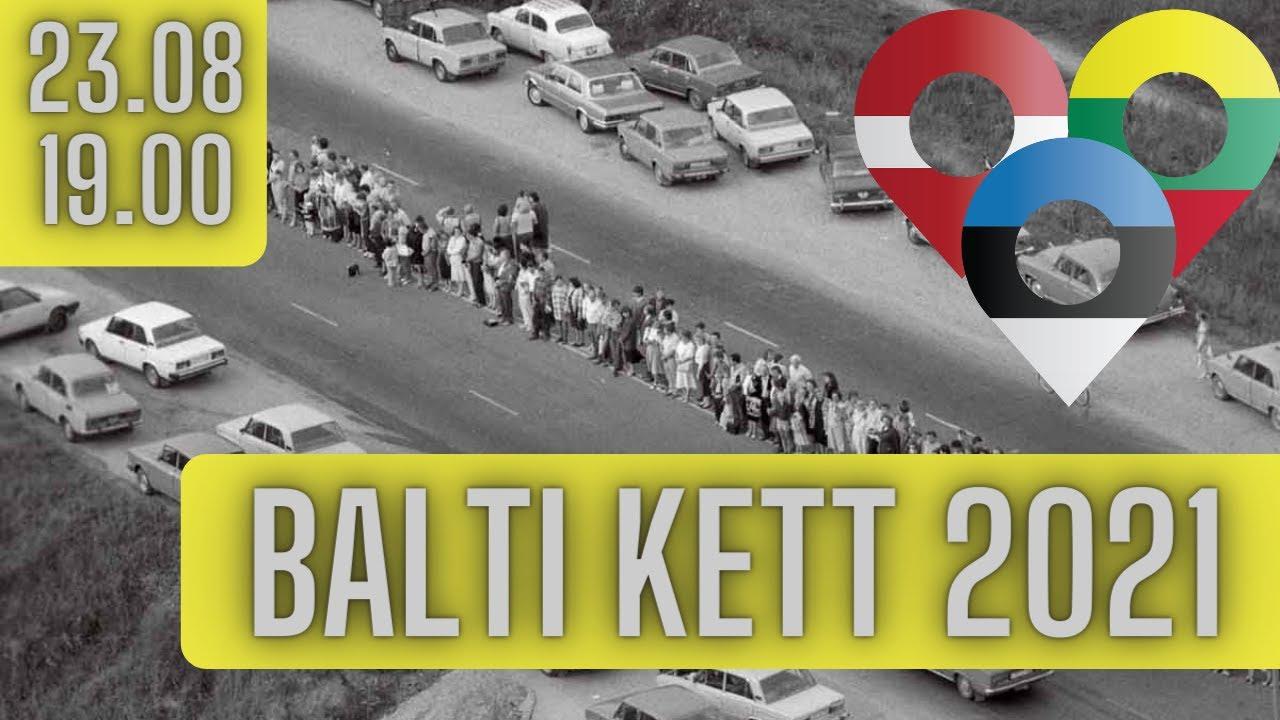 BALTI KETT 2021 (23. augustil kell 19.00)