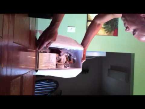 Tonner Amazonia Wonder Woman doll box opening
