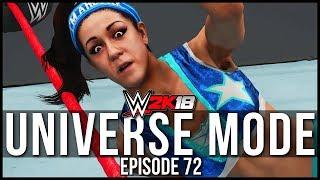 WWE 2K18   Universe Mode -
