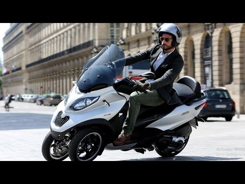 2017 piaggio mp3 500 walkaround 2017 toronto motorcycle show youtube. Black Bedroom Furniture Sets. Home Design Ideas