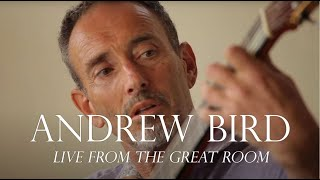 Andrew Bird's Live From The Great Room feat. Jonathan Richman