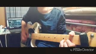 初投稿です きのこ帝国の疾走を弾かせていただきました ギター2本弾いて...