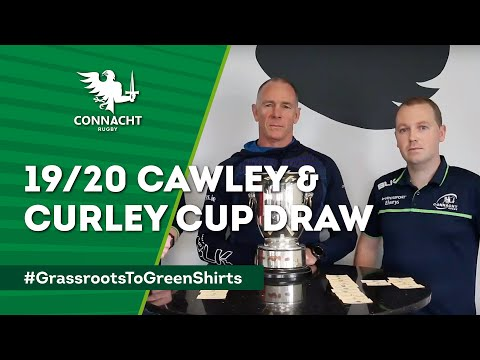 2019/20 Cawley Cup & Curley Cup Draw