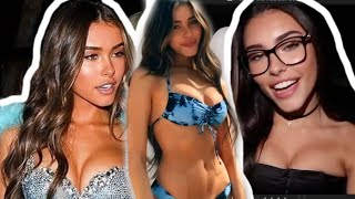 MADISON BEER diet (how to lose weight fast lol no exercise!!) (portion sizes**)