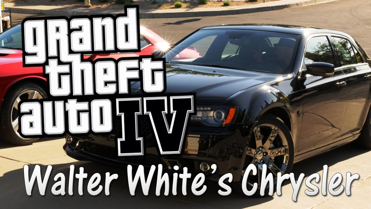 Breaking Bad Chrysler! - Vehicle Mods 'GTA IV' - YouTube