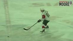 Otto Somppi lacrosse move on penalty shot