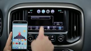 How To Use Android Auto Phone in 2017 Chevy Colorado