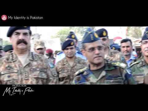 Ungli Mat Uthana Pak Army Song 2016 | All Rounder Entertainment