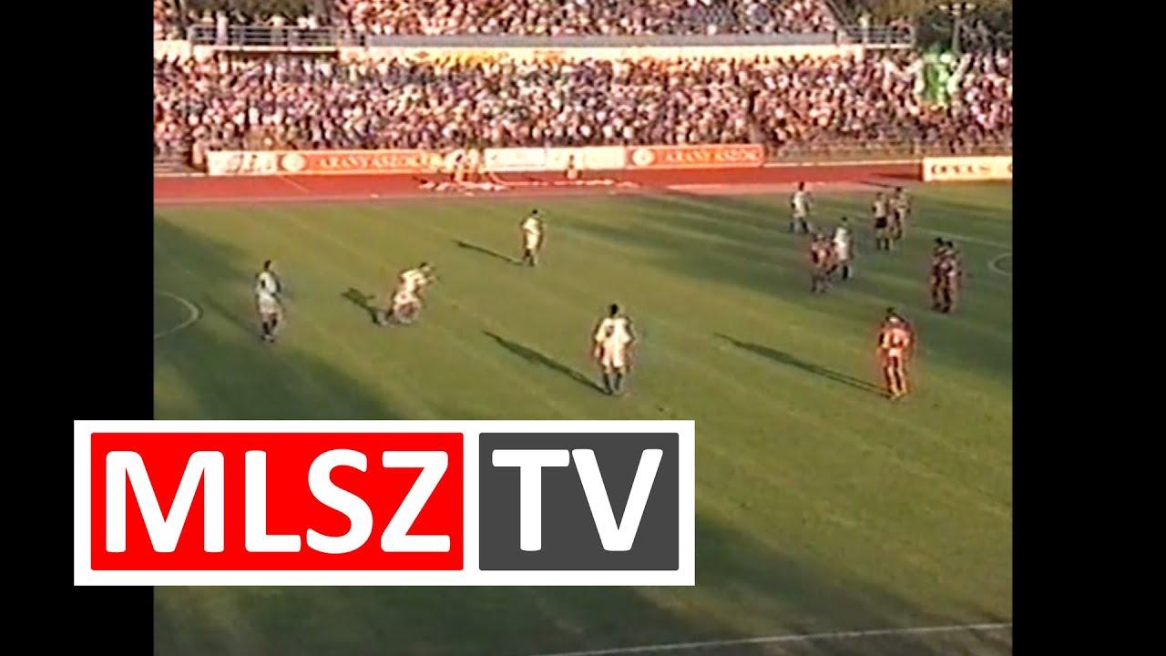 Nyíregyháza-Debrecen | 2-0 | 1999. 08. 14. | MLSZ TV Archív