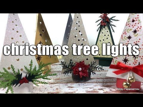 Christmas tree light - decoration ideas